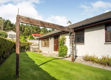 Thumbnail 3 bed detached bungalow for sale in Revoan Drive, Grantown-On-Spey