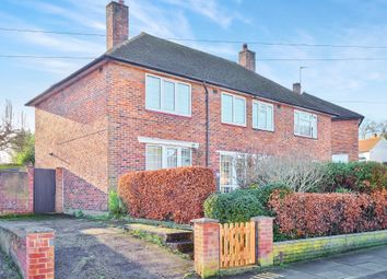 Thumbnail 3 bed semi-detached house for sale in Lullingstone Crescent, St. Pauls Cray, Orpington
