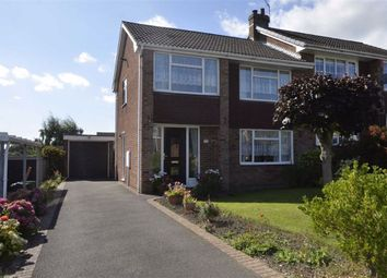 Thumbnail 3 bed semi-detached house for sale in Broom Avenue, Swanwick, Alfreton