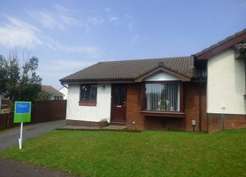 Thumbnail 2 bed semi-detached bungalow for sale in Willow Walk, Cimla, Neath .