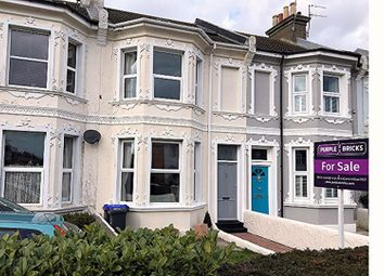 Thumbnail 4 bed terraced house for sale in Lyndhurst Road, Worthing