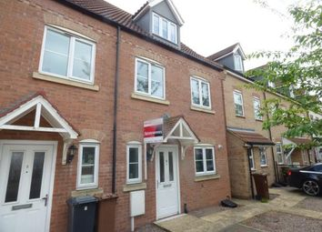 Thumbnail 3 bed end terrace house for sale in Witham Mews, Lincoln, Lincolnshire