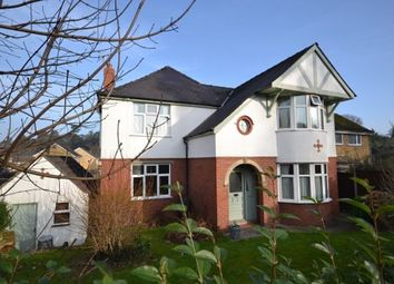 Thumbnail 4 bed detached house for sale in Uley Road, Dursley