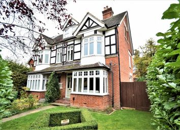 Thumbnail 4 bed semi-detached house for sale in Kings Ride, Camberley, Surrey