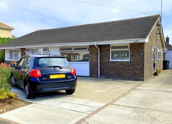 Thumbnail 2 bed bungalow for sale in Kings Road, Lancing, West Sussex