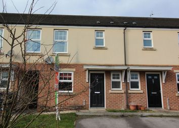 Thumbnail 3 bed terraced house for sale in Epsom Road, Lincoln