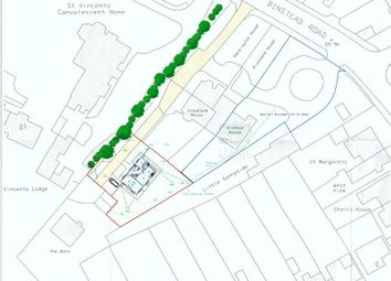 Thumbnail Land for sale in St. Vincents Road, Ryde
