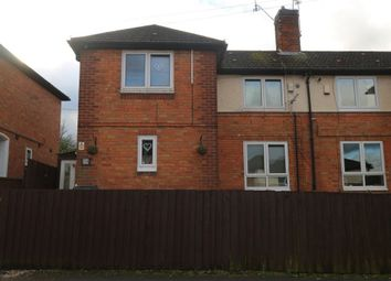 Thumbnail 3 bedroom semi-detached house for sale in Winforde Crescent, Braunstone