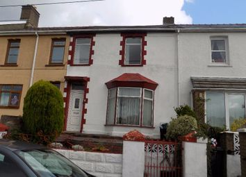 Thumbnail 3 bed terraced house for sale in Penygraig Terrace, Brynithel, Abertillery