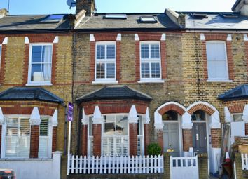 Thumbnail 5 bed terraced house for sale in Camborne Road, Southfields