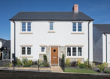 Thumbnail 3 bed detached house for sale in Gwallon Keas, St. Austell, Cornwall
