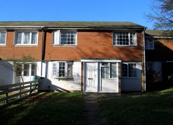 Thumbnail 3 bedroom terraced house to rent in Ditchling Hill, Southgate, Crawley