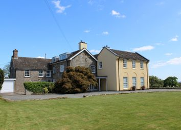 Thumbnail Detached house to rent in Fron Isaf, Chirk, Wrexham, Clwyd