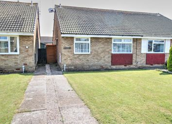 Thumbnail 2 bedroom semi-detached bungalow for sale in Shelley Walk, Eastbourne
