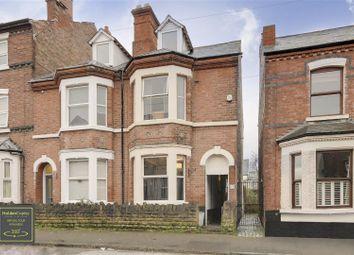3 bed end terrace house for sale in Bernard Street, Carrington, Nottinghamshire NG5
