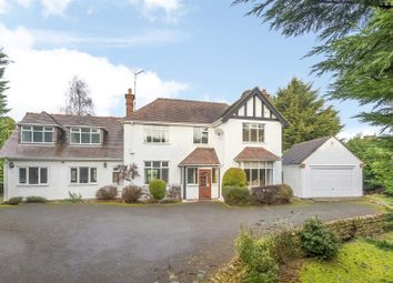 Thumbnail 5 bed detached house for sale in Station Road, Pershore, Worcestershire