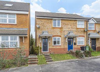 Thumbnail 1 bed end terrace house for sale in Harrington Close, Newbury