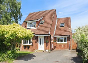 Thumbnail 3 bed detached house for sale in Camellia Close, North Baddesley, Southampton