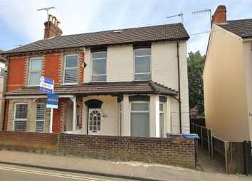Thumbnail 4 bed semi-detached house for sale in Knaphill, Woking
