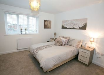 Thumbnail 2 bed semi-detached house to rent in Barn Croft Road, Crewe
