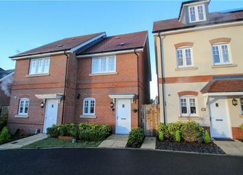 Thumbnail 2 bed semi-detached house for sale in Blenheim Place, Camberley, Surrey