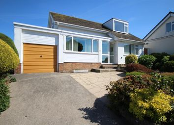 Thumbnail 3 bed detached bungalow for sale in Rochester Way, Rhos On Sea, Colwyn Bay