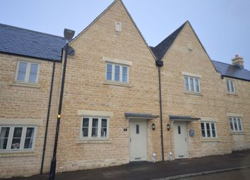 Thumbnail 2 bed terraced house for sale in Fry Close, Cirencester
