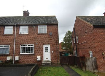 Thumbnail 2 bed semi-detached house for sale in Springwell Close, Langley Park, Durham