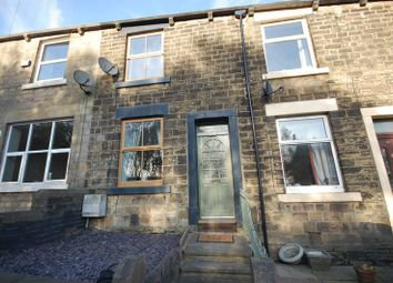 Thumbnail 2 bed terraced house to rent in Woolley Lane, Hollingworth, Hyde