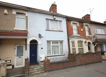 Thumbnail 3 bed terraced house for sale in Crombey Street, Swindon