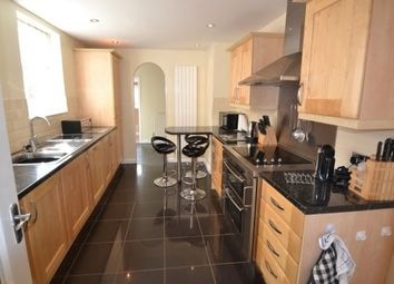 Thumbnail 4 bedroom terraced house to rent in Margaret Street, Northampton