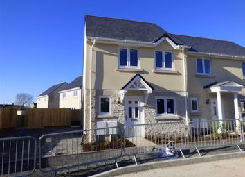 Thumbnail 2 bedroom semi-detached house for sale in Wakeham, Portland