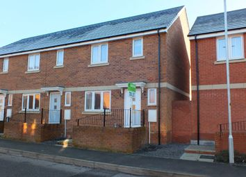 Thumbnail 3 bedroom semi-detached house to rent in Mascroft Road, Trowbridge