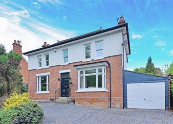 Thumbnail 5 bed detached house for sale in Thornhill Road, Streetly, Sutton Coldfield
