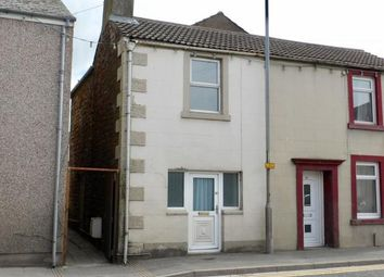 Thumbnail 2 bed end terrace house for sale in Lawson Street, Aspatria, Wigton