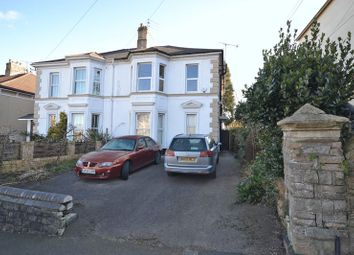 Thumbnail 2 bed flat for sale in Ground Floor Apartment With Garden, Caerau Road, Newport