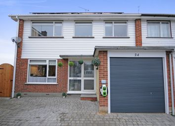 Thumbnail 4 bedroom end terrace house for sale in Jarvis Field, Little Baddow, Chelmsford