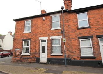 Thumbnail 2 bedroom terraced house for sale in Beverley Street, Derby