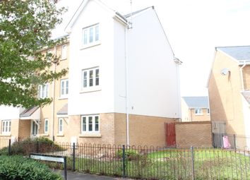 Thumbnail 4 bed end terrace house for sale in Moorland Green, Bryngwyn Village, Gorseinon
