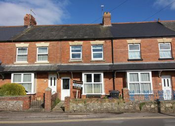 Thumbnail 2 bed terraced house for sale in Crimchard, Chard