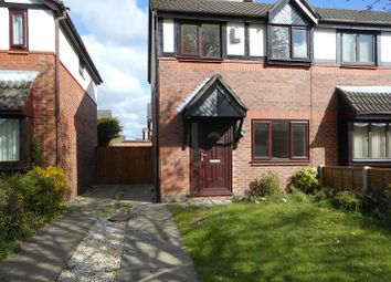 Thumbnail 3 bed semi-detached house to rent in Cambridge Court, Preston