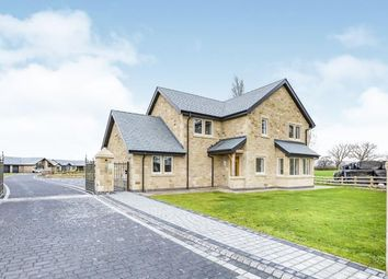 Thumbnail 4 bed detached house for sale in Lakeside, Halfpenny Lane, Longridge, Preston
