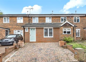 Thumbnail 3 bed terraced house for sale in Rowtown, Surrey