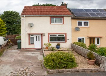 Thumbnail 3 bedroom semi-detached house for sale in Abercairney Place, Blackford, Auchterarder