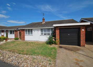 Thumbnail 3 bed bungalow for sale in Buckingham Drive, Chapel St. Leonards, Skegness