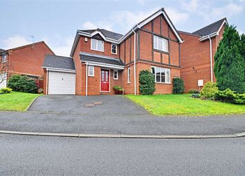 Thumbnail 4 bed detached house for sale in Grosmont Avenue, Warndon, Worcester