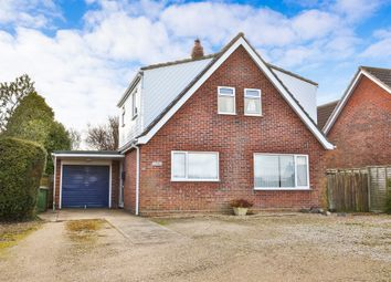 Thumbnail 3 bed detached house for sale in Thursford Road, Little Snoring, Fakenham