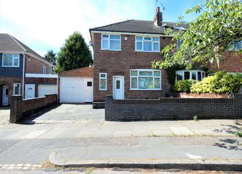 3 bed semi-detached house for sale in Sheringham Road, Stadium Estate, Leicester LE4