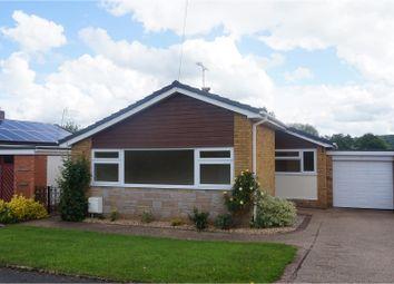 Thumbnail 3 bed detached bungalow for sale in Aubet Drive, Guilsfield