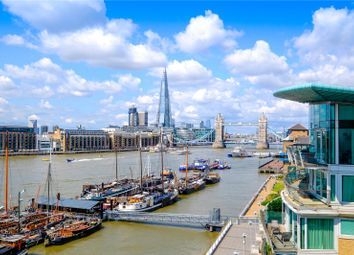 Thumbnail 3 bed flat for sale in Cinnabar Wharf Central, 24 Wapping High Street, Tower Hamlets, London